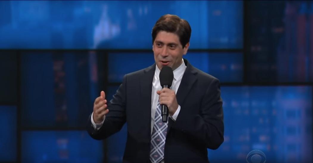 Danny Jolles Comedian Performing