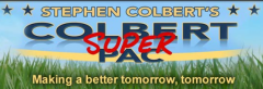 Stephen Colbert Blog